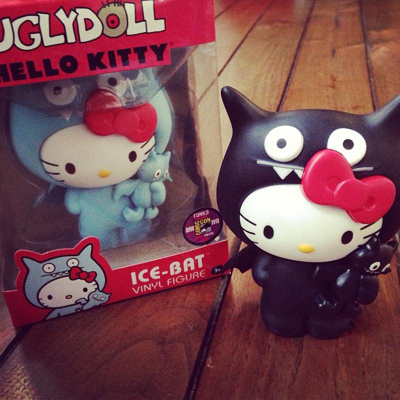 Hello Ugly Hello Kitty X Uglydoll Make Their Debut At
