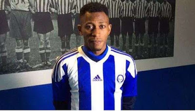 Image result for Nigeria's Oduamadi confirms talks with French Ligue 1 Clubs