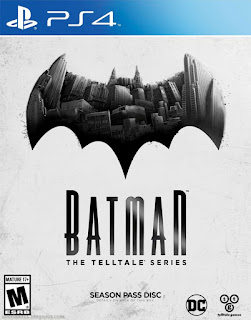 Telltale Games Batman the Telltale Series Video Game