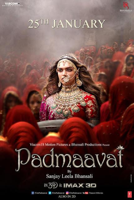 Padmaavat (2018) ταινιες online seires xrysoi greek subs