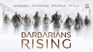 Barbarians Rising ep.1