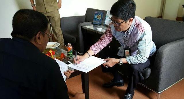 Bahas Perampungan Pembangunan PMI Sulsel, IYL Kumpulkan Pengurus