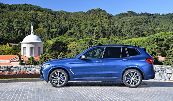 2018 BMW X1 Review