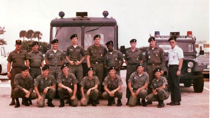U S  Air Force Emergency Service Teams