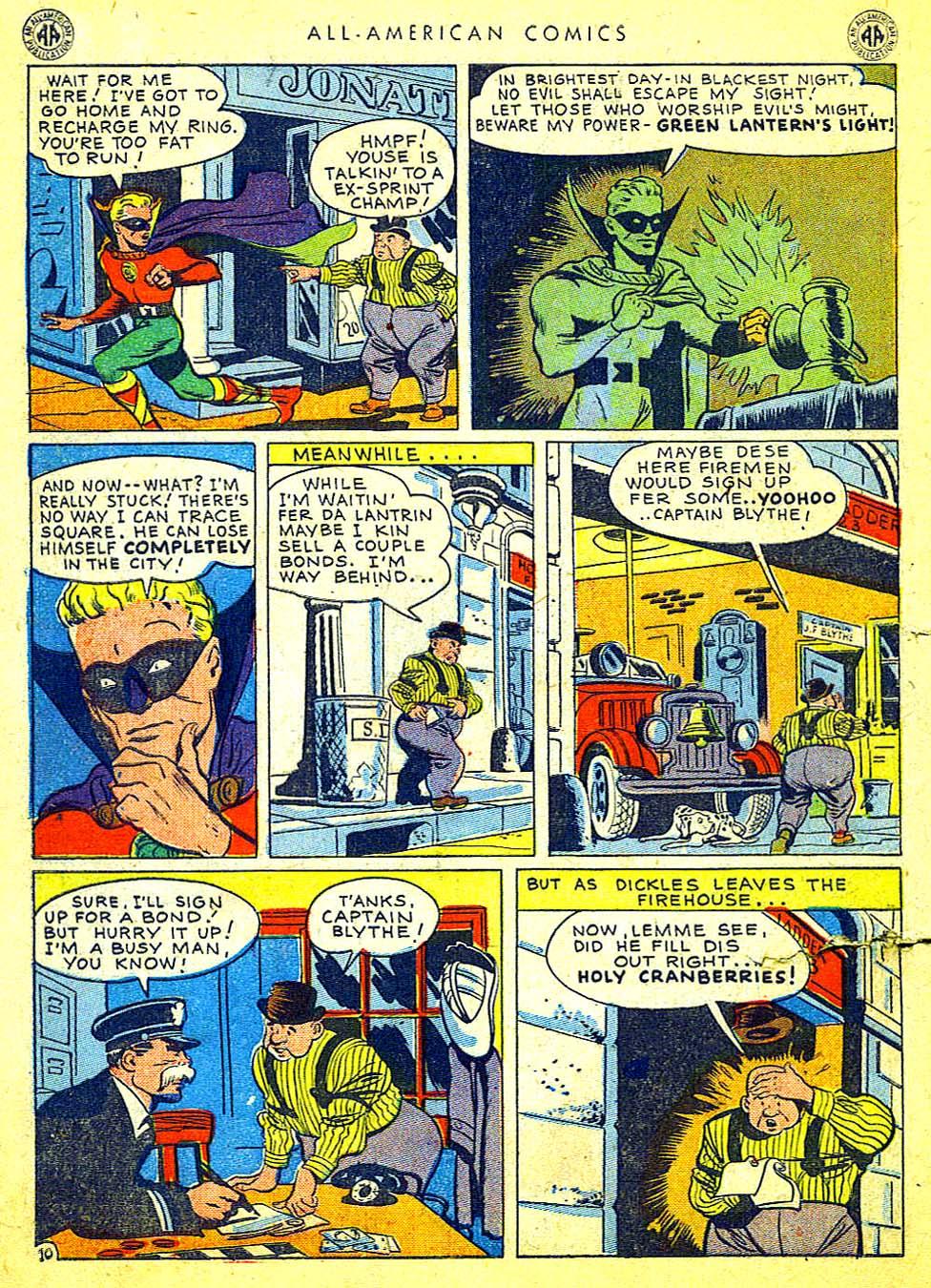 Read online All-American Comics (1939) comic -  Issue #65 - 12