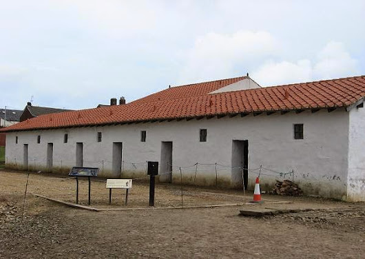 The Lost Fort: Room Sharing, Roman Style