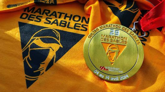 Marathon des Sables - From sofa to sahara