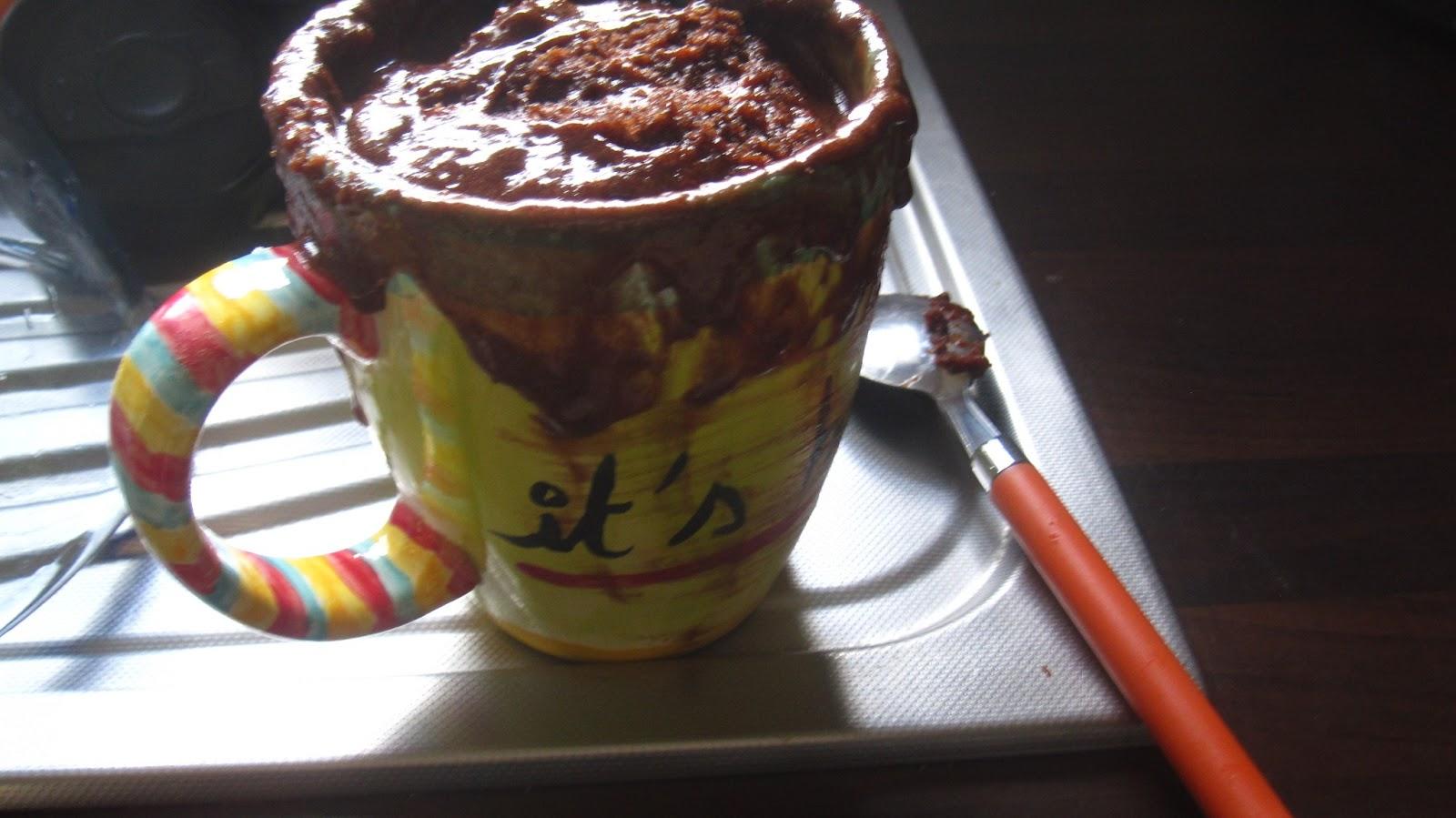 Recette Mug Cake Nutella Sans Levure