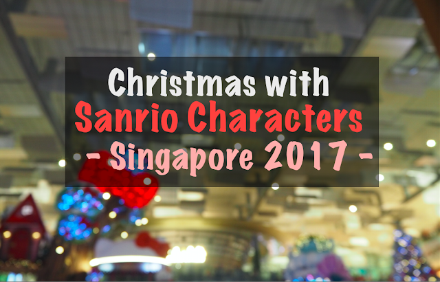 characters in sanrio christmas 2017