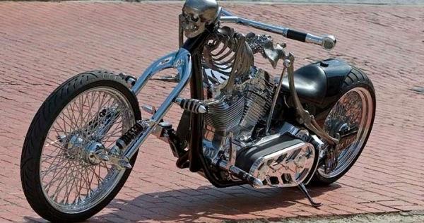 Modifikasi Motor (Motorcycle) Gokil