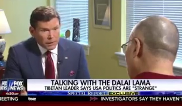 Wawancara Fox News dengan Dalai Lama
