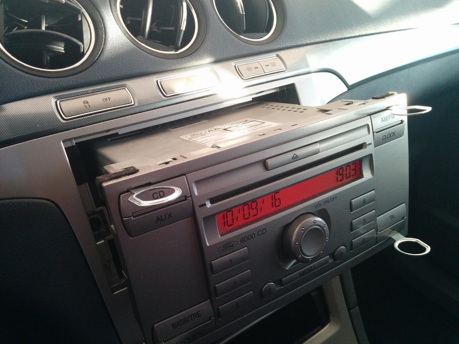 XM Radio kytkennät