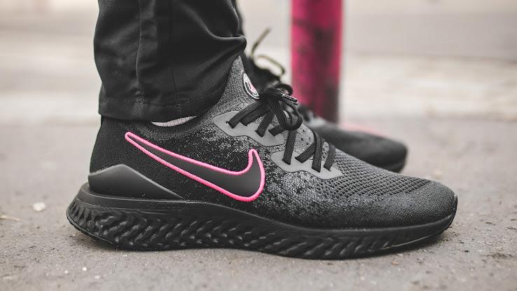 x Flyknit React Revealed PSG 2 Nike Pink Epic Shoes Black sdrtCxQh
