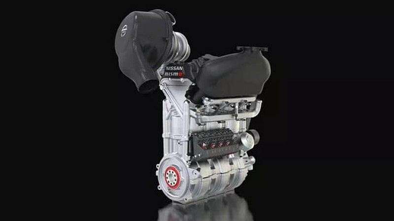 Nissan New 1.5L Engine Has 400 HP