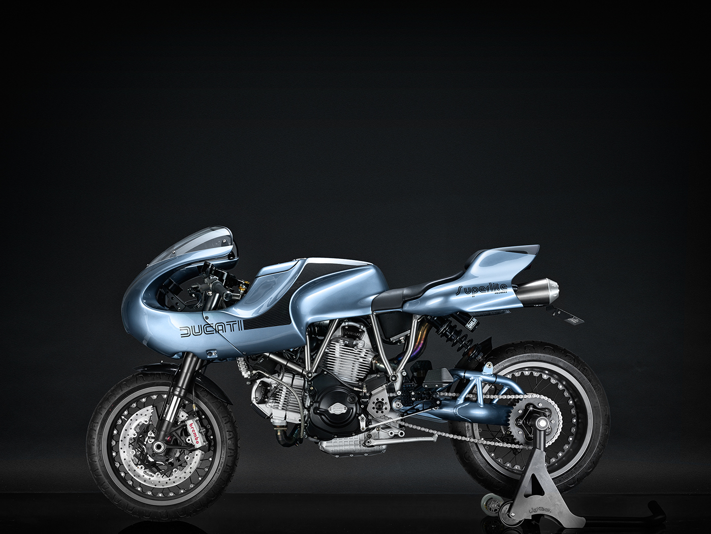 Ducati MH900 Evoluzione / Superlite cafe racer - RocketGarage - Cafe ...