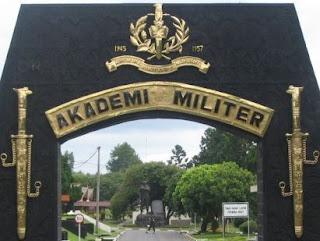 Syarat Pendaftaran Taruna AKADEMI MILITER (AKMIL) TNI AD