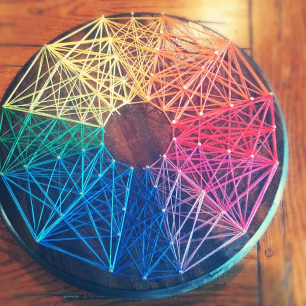 Color Wheel Ideas Make