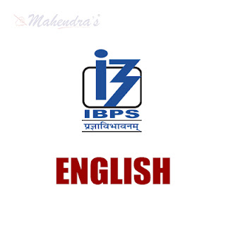 English Language For IBPS PO Mains & Clerk | 11 - 11 - 17