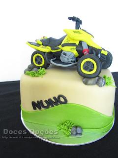 A Moto4 do Nuno