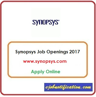 Synopsys Hiring Freshers Technical Engineer-(Intern) jobs in Bangalore Sep'2017 Apply Online