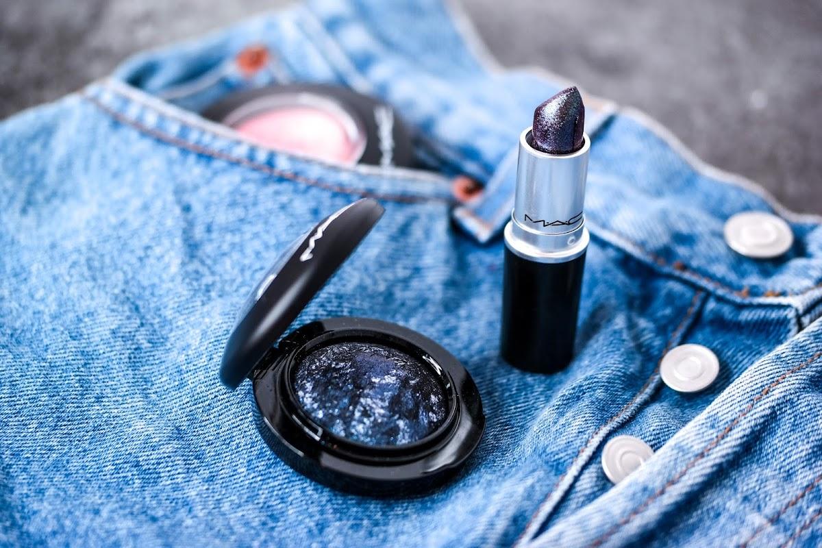 Blue Flame als Lidschatten Eyeshadow