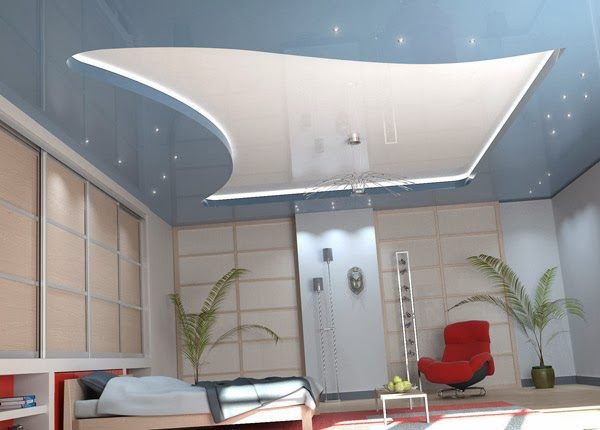 The installation of false ceiling in general