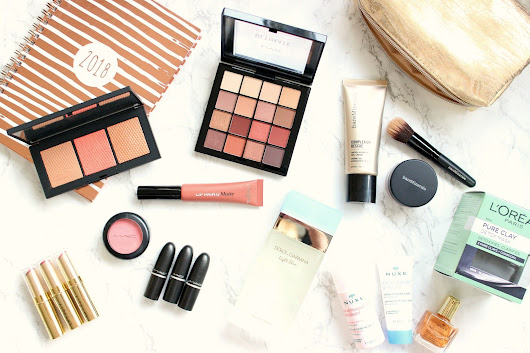 Recent Beauty Additions | It's KT