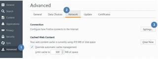Cara Menggunakan Proxy di Mozilla Firefox