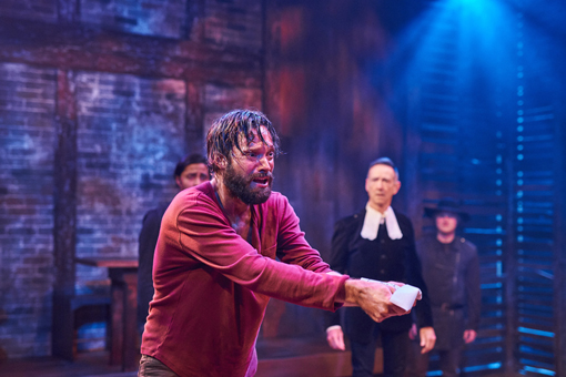 The Crucible | Jonathan Horne | Actor's Express | Photo: Christopher Bartelski