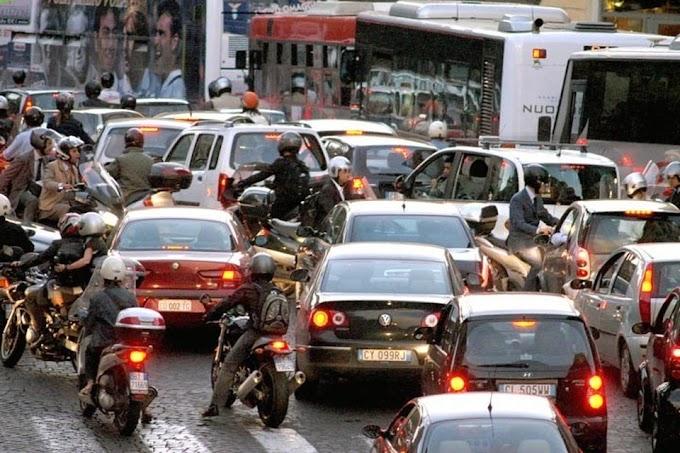 Roma decima al mondo per traffico, ma non è la notizia peggiore
