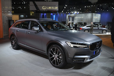 2017 Volvo V90 Cross Country By Polestar