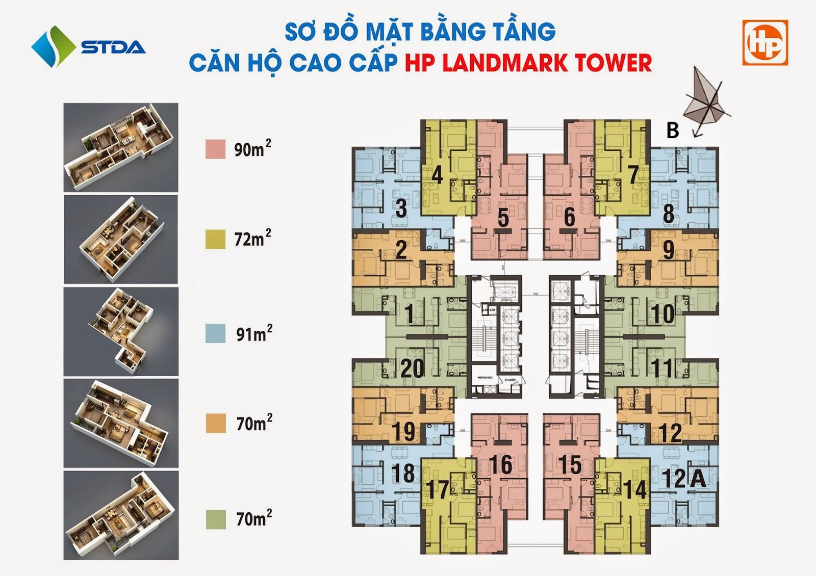 mat-bang-chung-cu-hp-landmark-tower