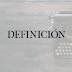 INFANCIA - Definición