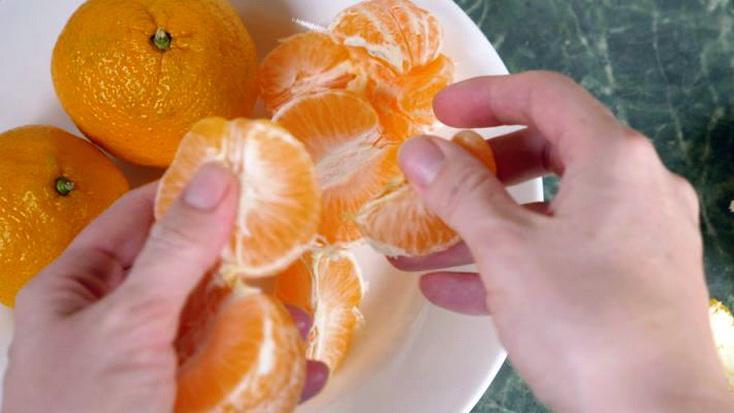 Μανταρίνια: Εύκολα στο καθάρισμα, με υπέροχη γεύση, λίγες θερμίδες και θρεπτικά