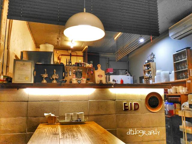 EID  |  이드 Halal Korean Food - Restoran Korea Halal di Seoul