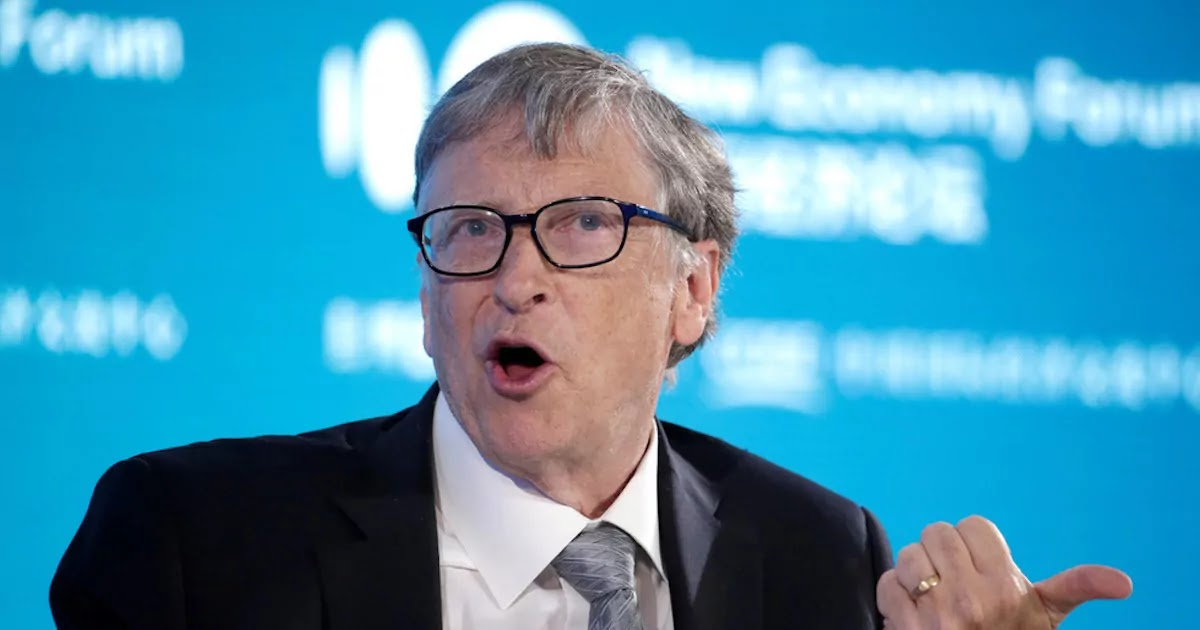Bill Gates Speaks Out Against 'Strange' Conspiracy Theories About Him And CoVid-19 Vaccines And Says He Wants To Save Lives
