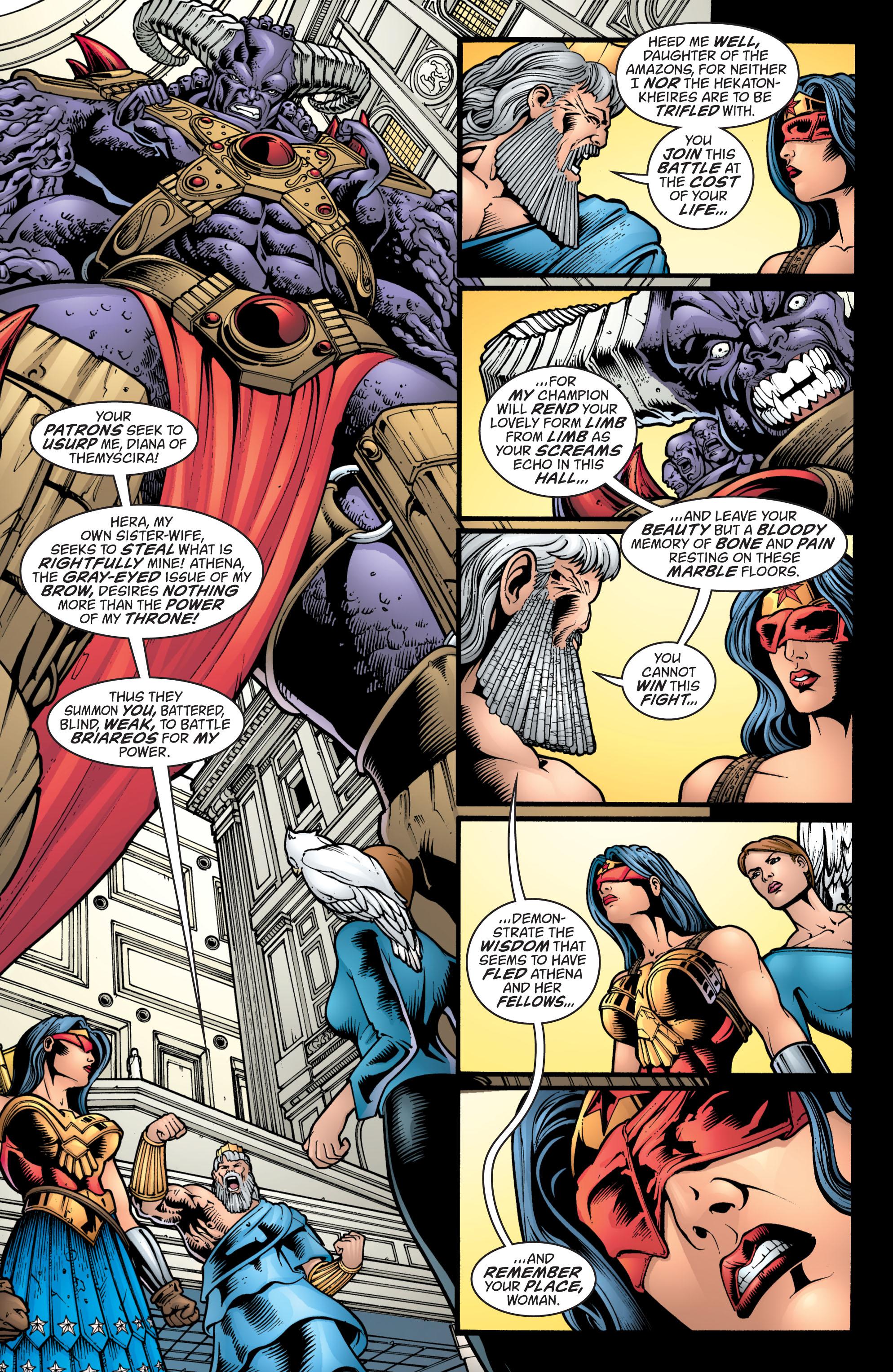 Read online Wonder Woman (1987) comic -  Issue #213 - 3