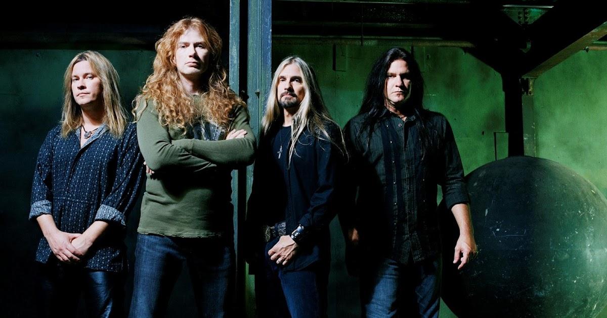 Megadeth торрент дискография.