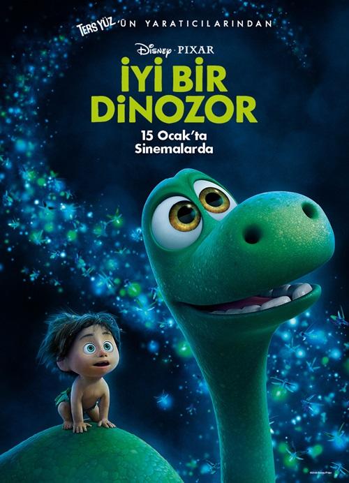 İyi Bir Dinozor (2015) 720p Film indir