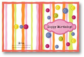 Printable Birthday Cards Templates
