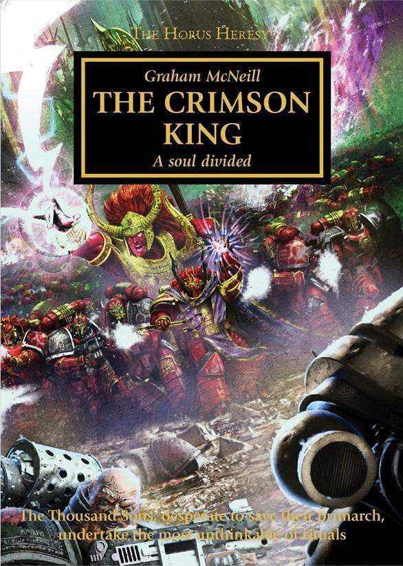 Ep 201 Combat Phase podcast Magnus:The Crimson King w/Graham McNeill