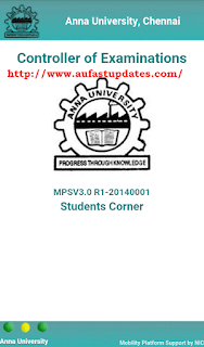 Anna University app download