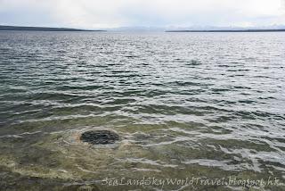 黃石國家公園, yellowstone national park, fishing cone