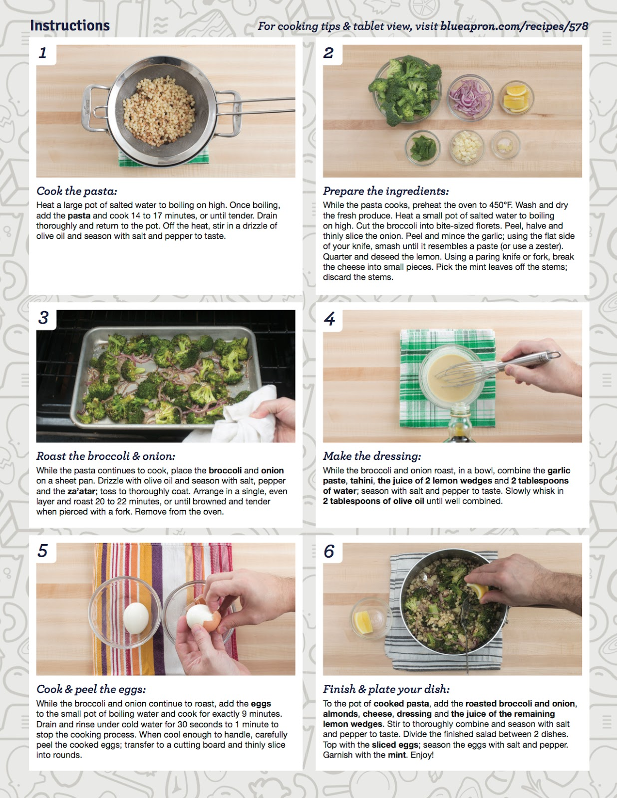 Blue apron broccoli - I Must Warn You That If You Get Any Meals From Blue Apron Be Careful About The Onions They Called For A Whole Onion In Each Recipe But They Were So Strong