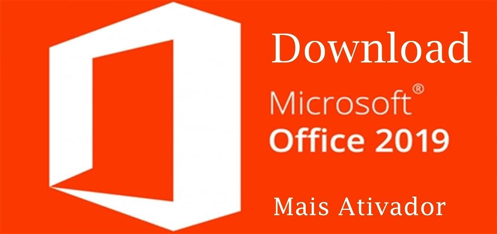 Ativador office 2019 e windows 10 64