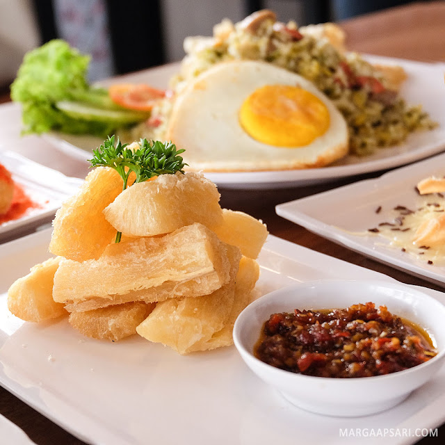 Menu favorit Warunk Starmeal