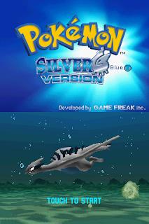 pokemon silver blue apk