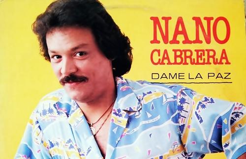 Nano Cabrera - Isla Para Dos