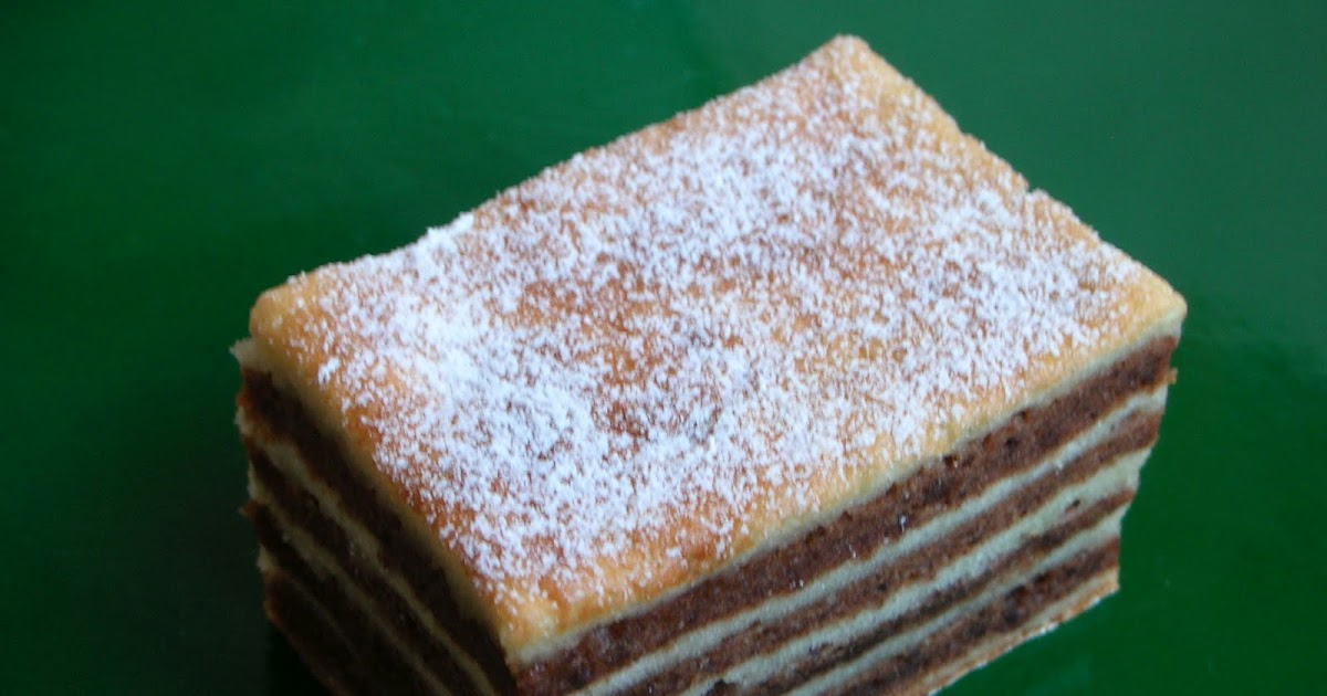 Easy Cake Lapis Recipe