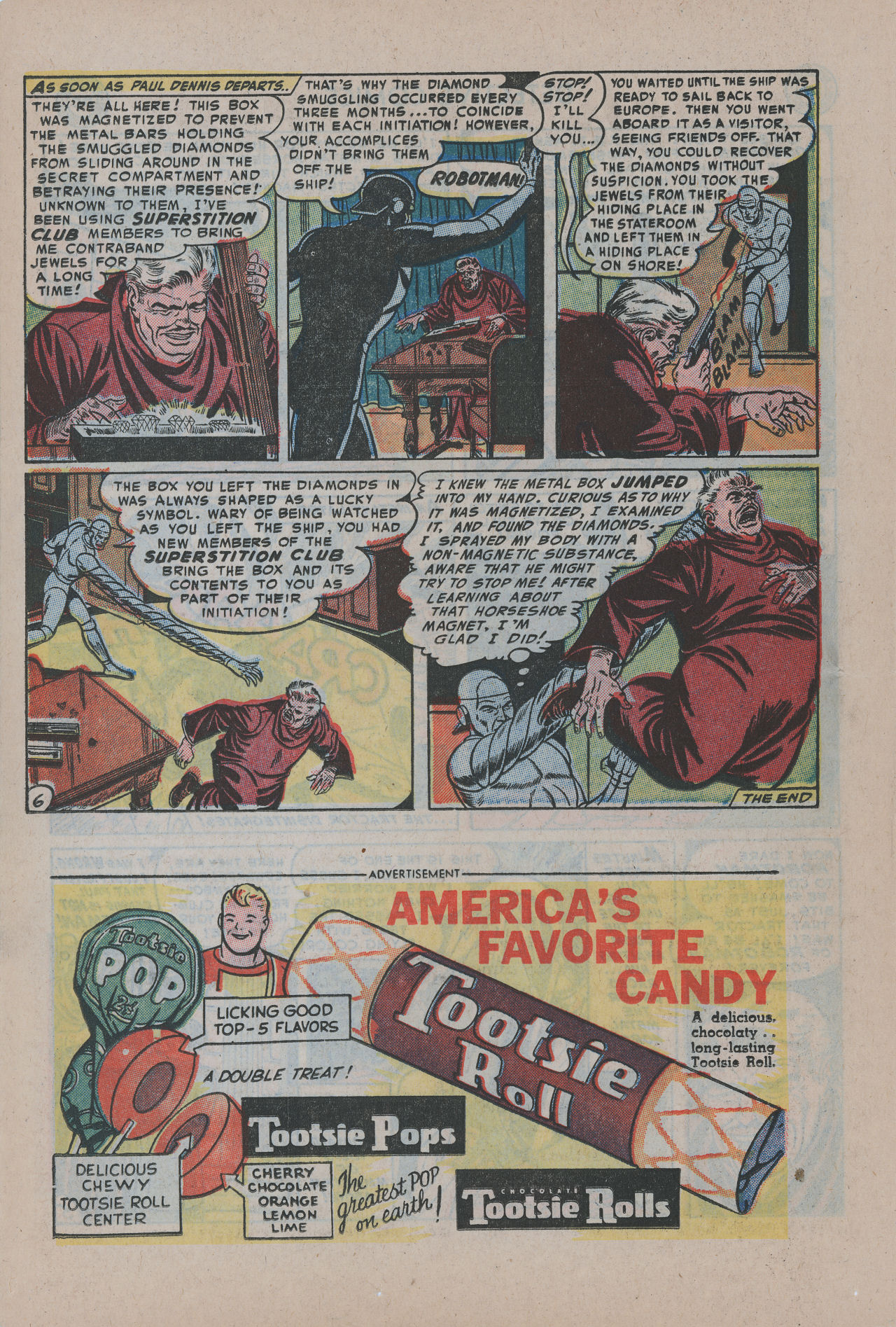 Read online Detective Comics (1937) comic -  Issue #200 - 31